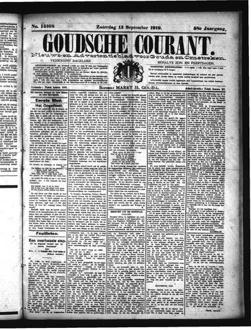 Goudsche Courant 1919-09-13