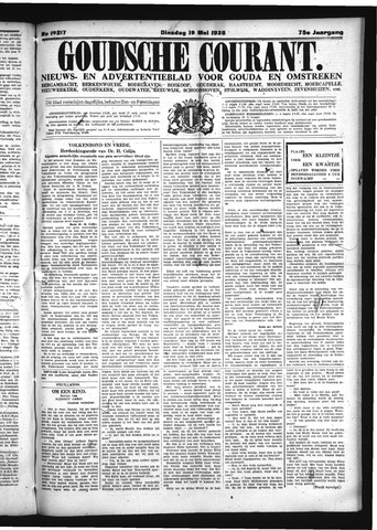 Goudsche Courant 1936-05-19