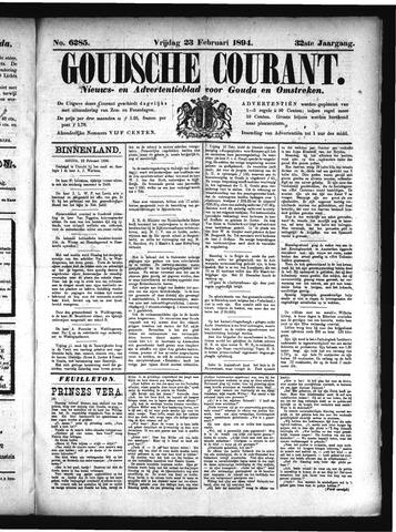 Goudsche Courant 1894-02-23