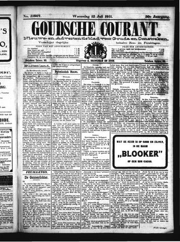 Goudsche Courant 1911-07-12