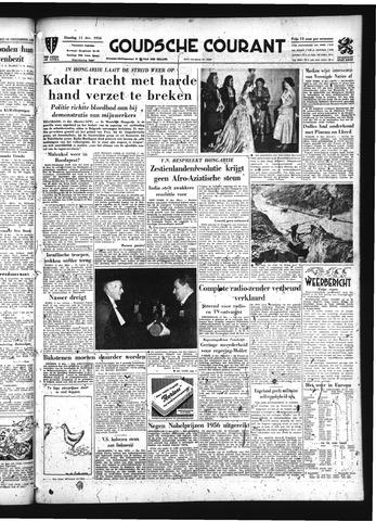 Goudsche Courant 1956-12-11