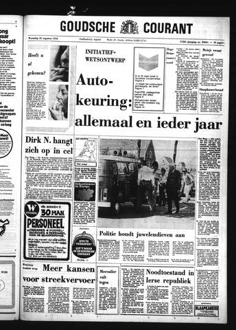 Goudsche Courant 1976-08-25