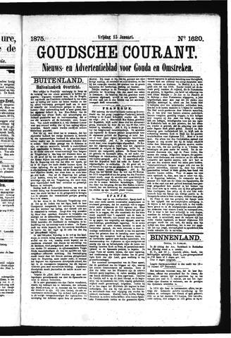 Goudsche Courant 1875-01-15