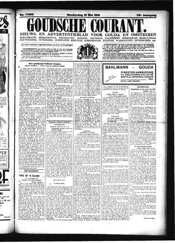 Goudsche Courant 1931-05-21
