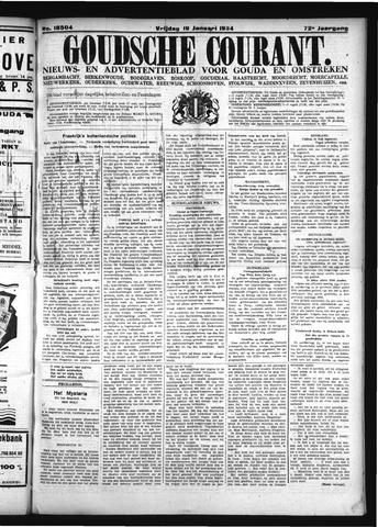 Goudsche Courant 1934-01-19