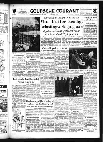 Goudsche Courant 1953-04-15