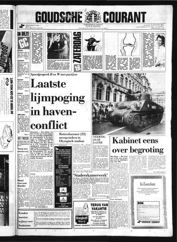 Goudsche Courant 1984-08-25