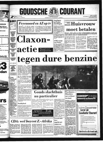 Goudsche Courant 1981-04-03