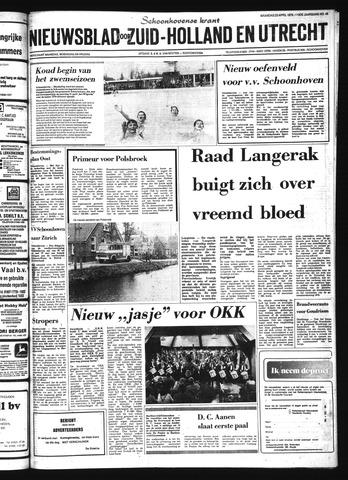 Schoonhovensche Courant 1979-04-23
