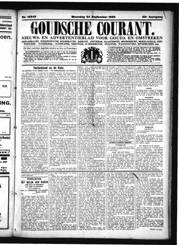 Goudsche Courant 1923-09-24