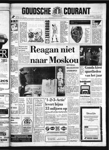 Goudsche Courant 1984-02-11