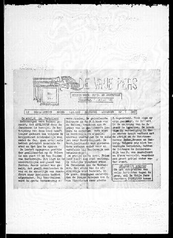De Vrije Pers 1945-04-18
