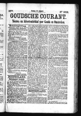 Goudsche Courant 1877-01-28