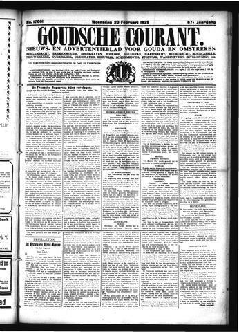 Goudsche Courant 1929-02-20