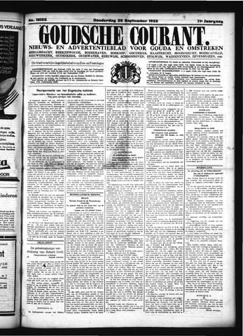 Goudsche Courant 1932-09-29