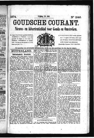 Goudsche Courant 1874-07-24