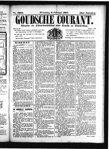 Goudsche Courant 1907-02-06