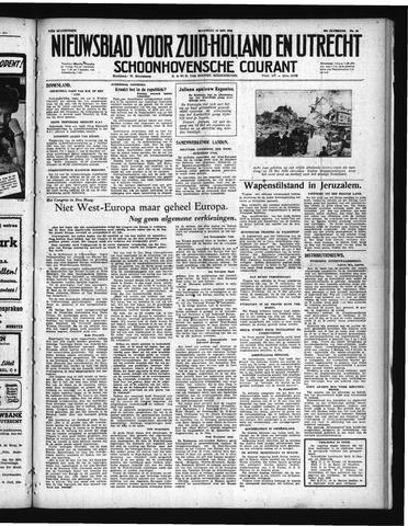 Schoonhovensche Courant 1948-05-10