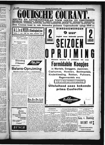 Goudsche Courant 1939-12-30