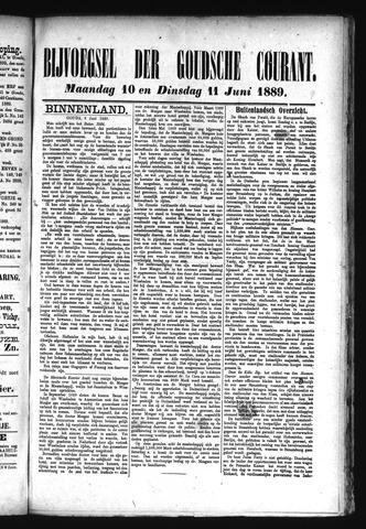 Goudsche Courant 1889-06-11