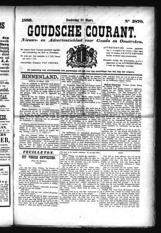 Goudsche Courant 1889-03-21