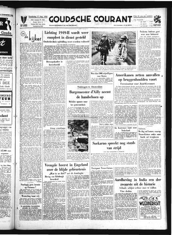 Goudsche Courant 1950-08-17