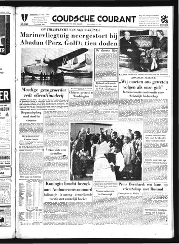 Goudsche Courant 1958-09-11