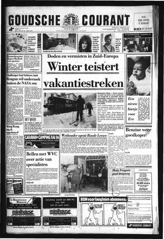 Goudsche Courant 1986-02-01