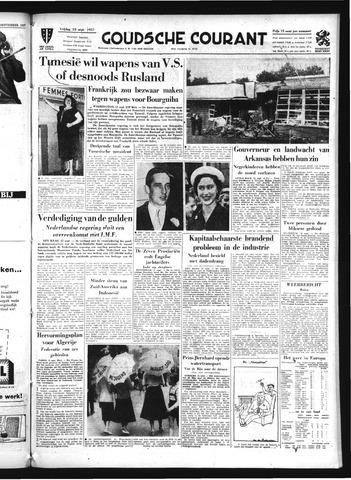 Goudsche Courant 1957-09-13