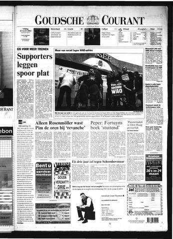 Goudsche Courant 2002-03-22