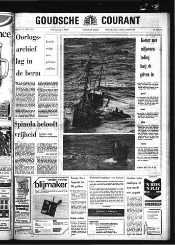 Goudsche Courant 1974-04-26