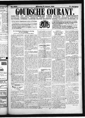 Goudsche Courant 1933-01-16
