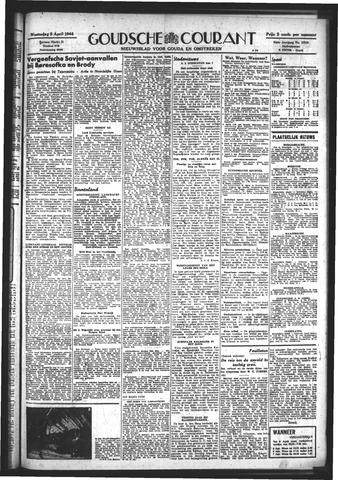 Goudsche Courant 1944-04-05
