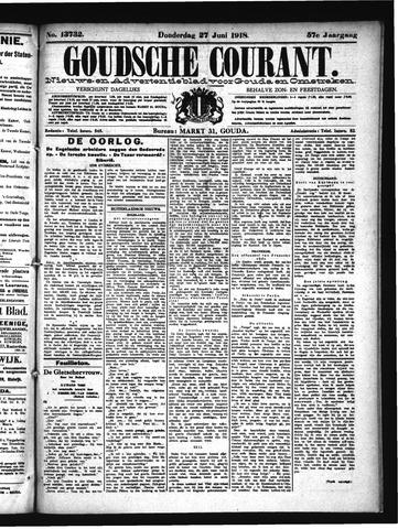 Goudsche Courant 1918-06-27