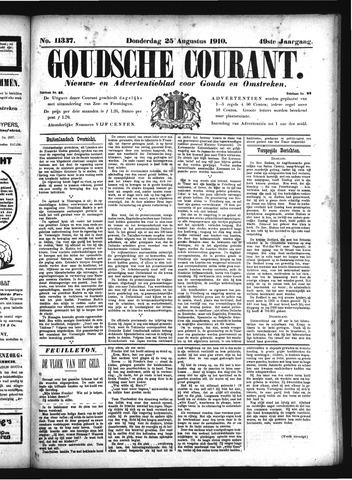 Goudsche Courant 1910-08-25