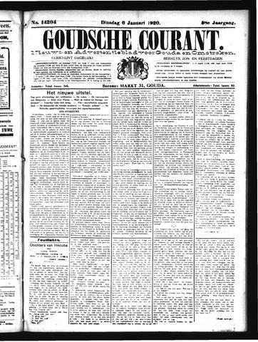 Goudsche Courant 1920-01-06