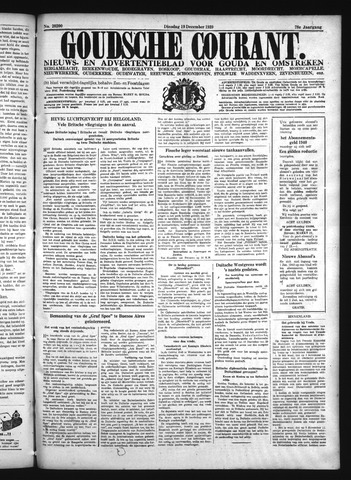 Goudsche Courant 1939-12-19