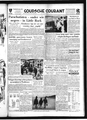 Goudsche Courant 1957-09-25
