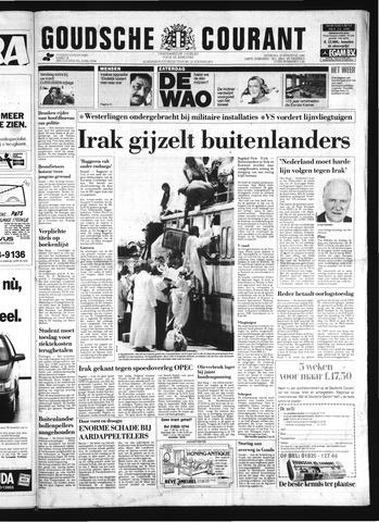 Goudsche Courant 1990-08-18