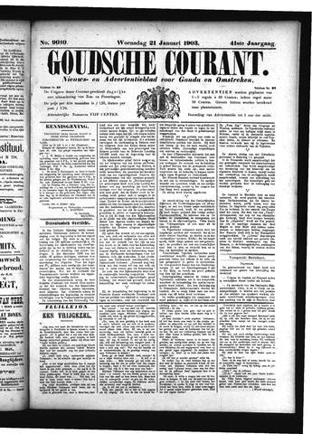 Goudsche Courant 1903-01-21