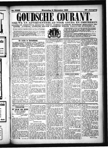 Goudsche Courant 1923-11-14