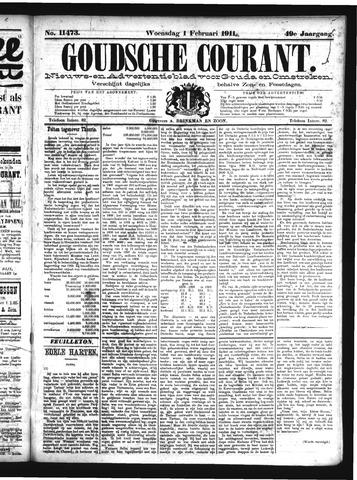 Goudsche Courant 1911-02-01