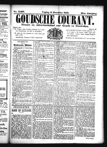 Goudsche Courant 1910-12-09