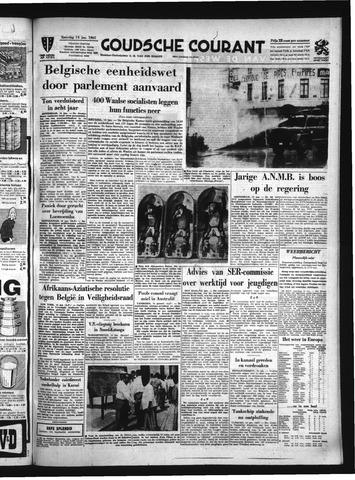 Goudsche Courant 1961-01-14