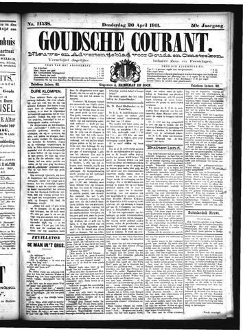 Goudsche Courant 1911-04-20