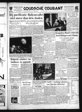 Goudsche Courant 1960-11-19