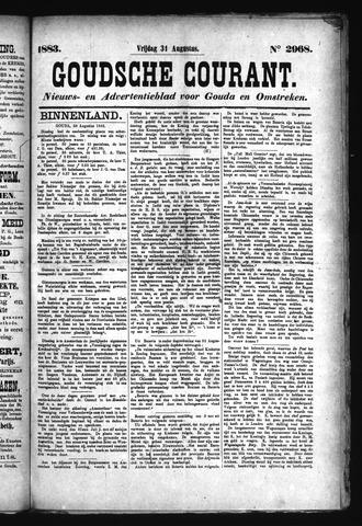 Goudsche Courant 1883-08-31