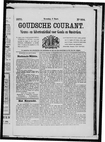 Goudsche Courant 1870-03-09