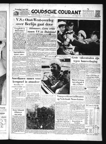 Goudsche Courant 1962-05-09
