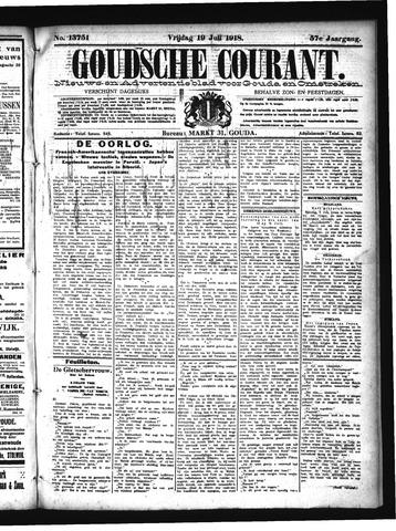 Goudsche Courant 1918-07-19